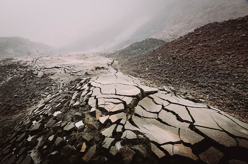 apocalyptic photo of parched earth by Daniil Silantev on Unsplash