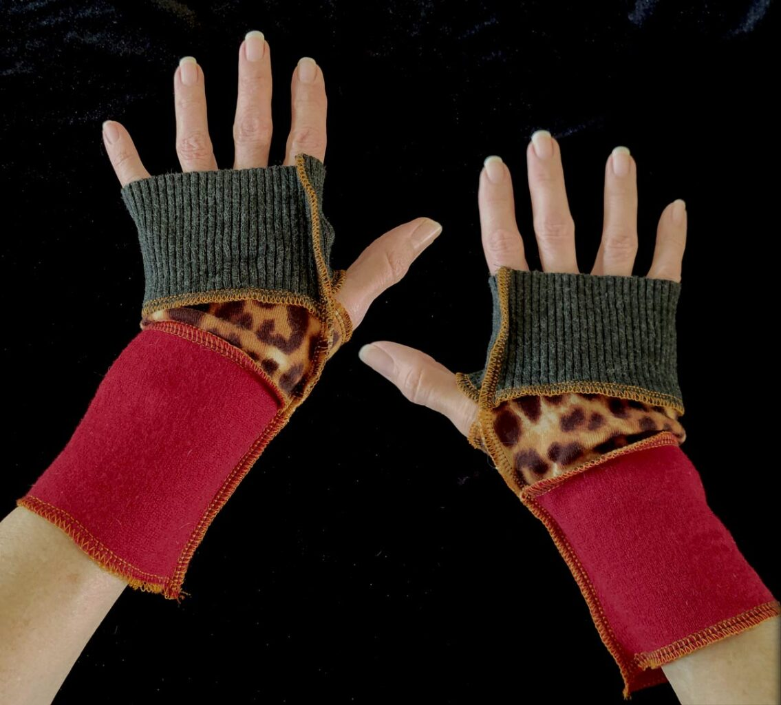 Katwise-style Arm Warmers